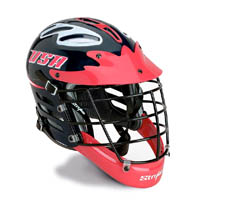 Stryke Lacrosse Helmet - Warrior Sports Inc.
